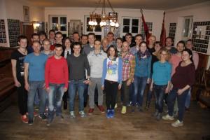 X-Runners Jena neuer Verein  Laufen Leichtathletik Sport Saale-Cup Staffel